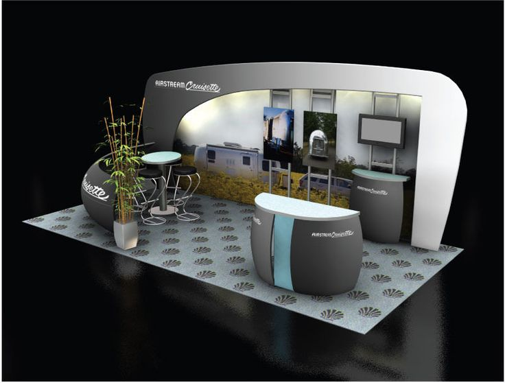 Designing Effective Trade Show Booth Displays