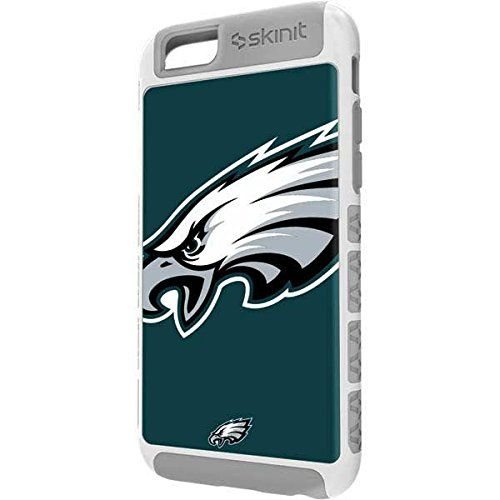 NFL Philadelphia Eagles iPhone 6s Plus Cargo Case - Philadelphia Eagles Large Logo Cargo Case For Your iPhone 6s Plus. Built To Last - Tough iPhone 6s Plus Cargo Case Made With A Double Layer Hard Shell & Rubber Liner Protection. Offically Licensed Philadelphia Eagles Case Design. Industry Leading Vivid Color Vinyl Print Technology. Textured Sidewalls - For Added Comfort & Enhanced iPhone 6s Plus Grip. Precision iPhone 6s Plus Fit - Increasing Protection Without Sacrificing Function.