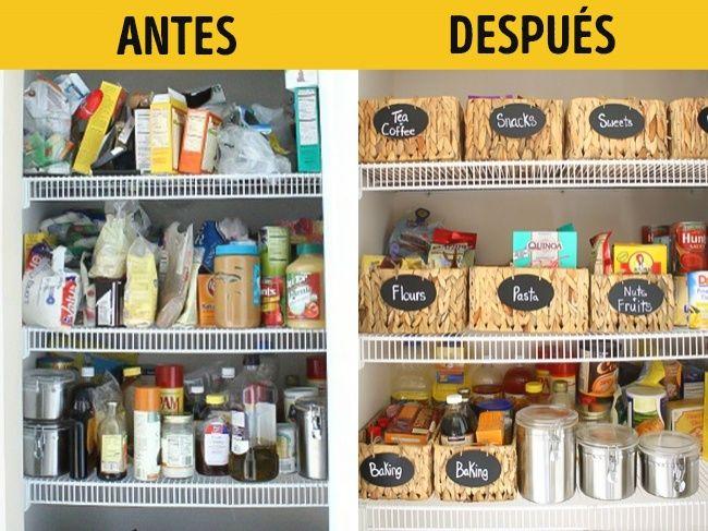17 mejores ideas sobre Organizar El Congelador en Pinterest ...