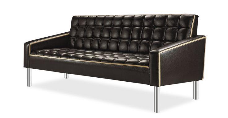 Диван. Современный диван. Мебель в современном стиле. Кожаный диван. Диван для переговорной. Диван в офис. Диван для кафе, ресторана. Диван для дома. Диван в отель. Купить диван Киев. Диван Форт — характеристика, цена. Купить диван | DLS