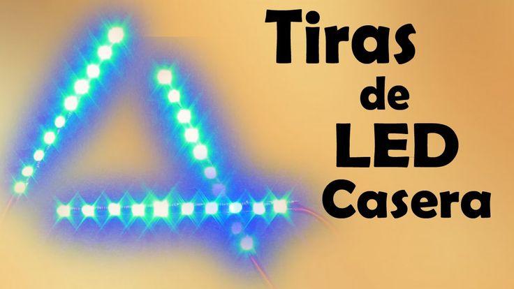 M s de 25 ideas incre bles sobre tiras de led en pinterest - Tiras led navidad ...
