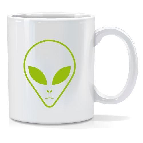 Tazza personalizzata Alien