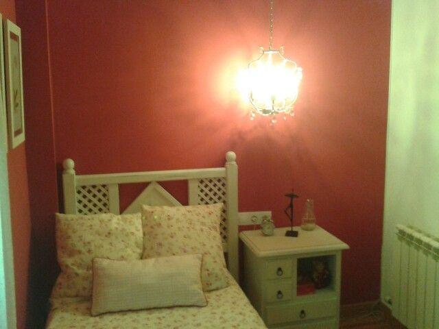 habitacio rosa