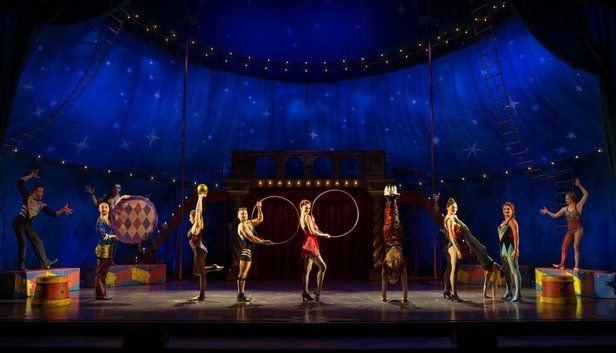 Circus Acts, Razzle-Dazzle and a Bit of Raunch: 'Pippin' at the Paramount Theatre - ParentMap