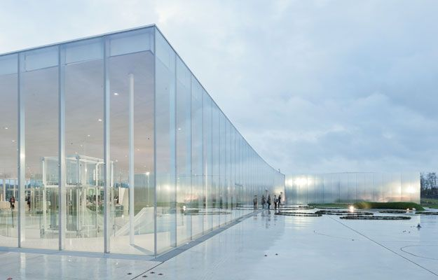 17 best images about buildings on pinterest thermal - Louvre architekt ...
