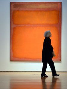 It's a mad world. Mark Rothko's Orange, red, yellow sold for record of nearly $87m