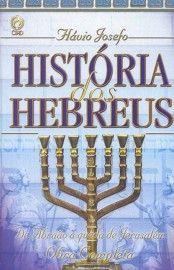Download Historia dos Hebreus    - Flávio Josefo    em ePUB mobi e pdf