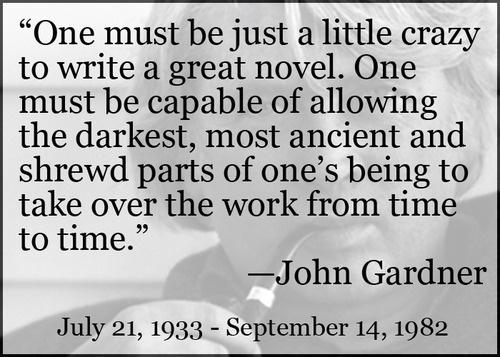 John gardners grendel essay