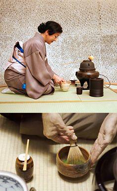 Chado - linistea sufleteasca dintr-un bol de ceai si arta prepararii ceaiului