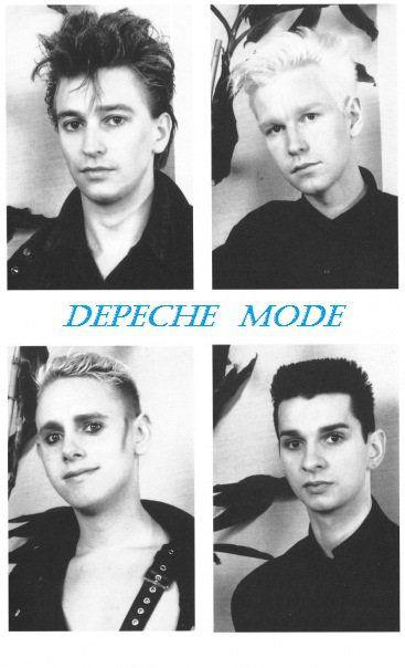 Depeche Mode - I will love Alan Wilder forever.