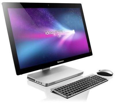 Lenovo IdeaCentre A720 : un tout-en-un à écran de 27 pouces articulé