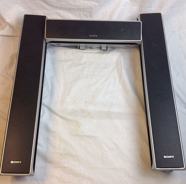 Sony Surround Speaker CHOICE SS-CT46 Center OR SS-TS46 Tower Wall Replacement #Sony