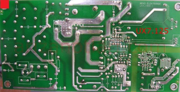 UX7.125 Arka (back)