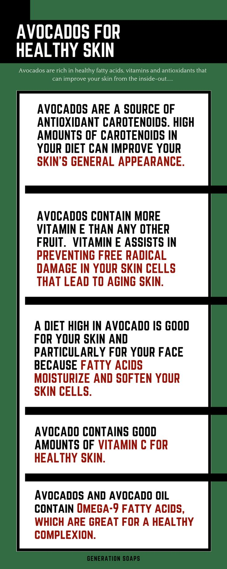 Another fantastic way to keep you and your skin healthy.