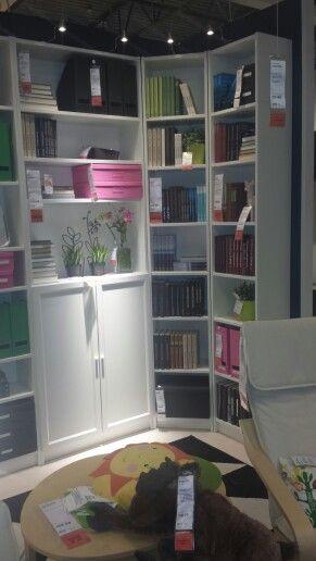 die besten 25 billy regal um die ecke ideen auf pinterest billy regal ecke elfa schrank und. Black Bedroom Furniture Sets. Home Design Ideas