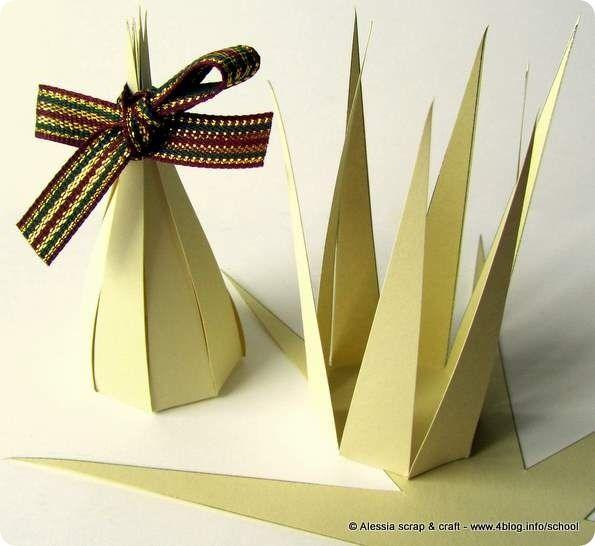 Altro giro altro regalo: oggi siamo già a meno 47 giorni! Ecco la mia versione della scatolina per piccoli regali...
