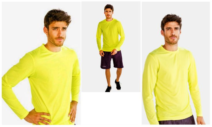 3 Ways to Style a Full Sleeve #Tshirt Made For the #Gym