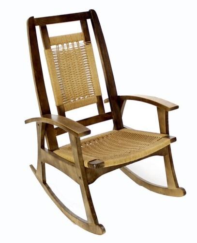 Danish Mid Century Modern Rocking Chairs Wegner Church Rummage Sale