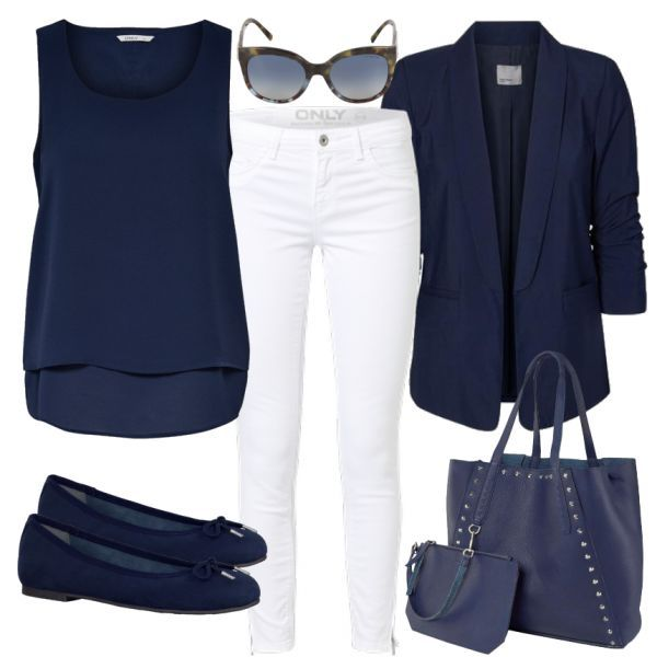 Business Outfits: Mittwoch bei FrauenOutfits.de ____ #Sommer Outfit #Sommer Mode # Outfit # Damen Outfit #Summer