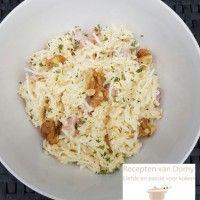 Knolselderij salade met appel en ham : Recepten van Domy