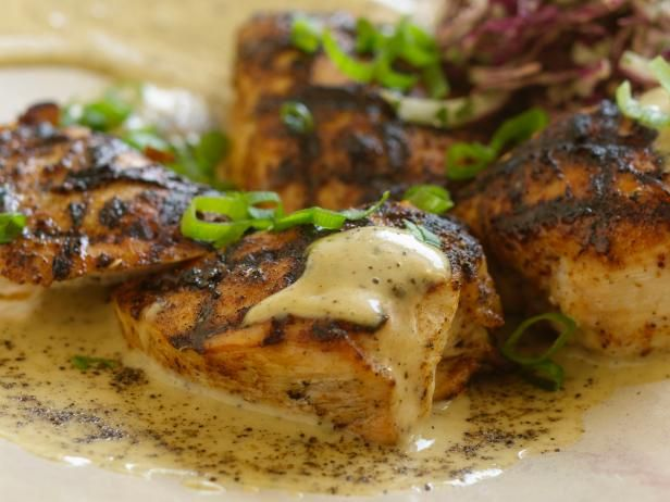 Raid your spice cabinet to make Bobby's flavorful Spice-Rubbed Grilled Chicken.
