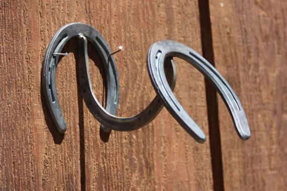 Cowboy Hat Rack Horseshoe Hat Rack Country Western Home