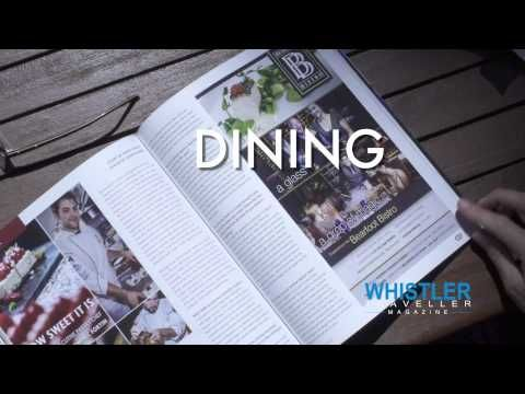A video of Whistler's premier magazine, covering everything you want to know about #Whistler including activities, dining, nightlife, art and shopping.