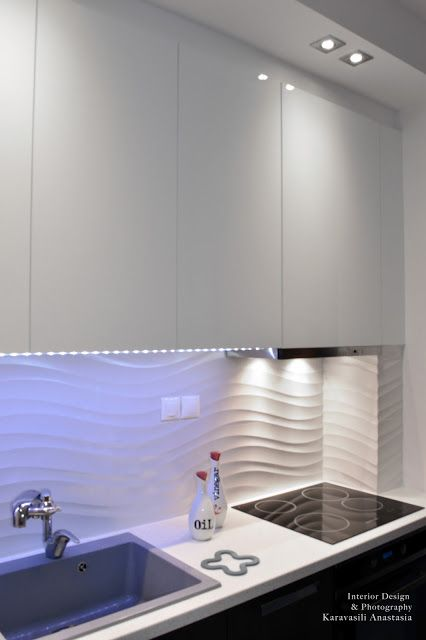 Kitchen design / Kitchen interior / minimal design kitchen / white kitchen / grey and white kitchen