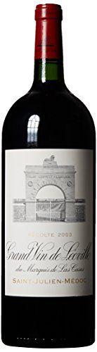 2003 Chateau Leoville Las Cases Saint Julien Bordeaux 15 L >>> You can find out more details at the link of the image.