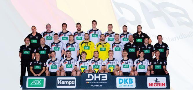 Handball WM 2017: Kein deutscher TV-Blackout. DKB zeigt WM-Spiele.  Handball WM 2017 Frankreich: Wie der Deutsche Handball-Bund auf se ...