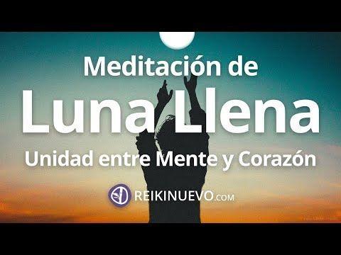 Meditación de Luna Llena, Noviembre 2017 - YouTube