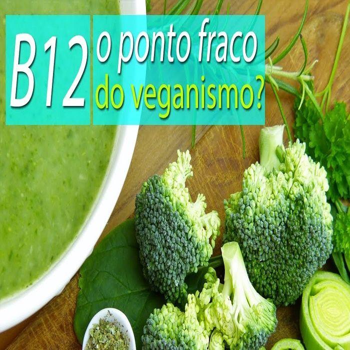 Vitamina B12 Alimentos Veganos Lista Completa Sopa De Brocolis