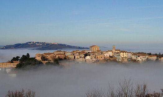 Mombaroccio #Marche #Italy