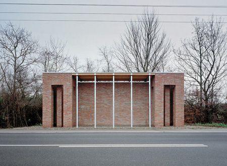 Erwin Heerich: Museum Insel Hombroich, Neuss, Germany, 1982-87