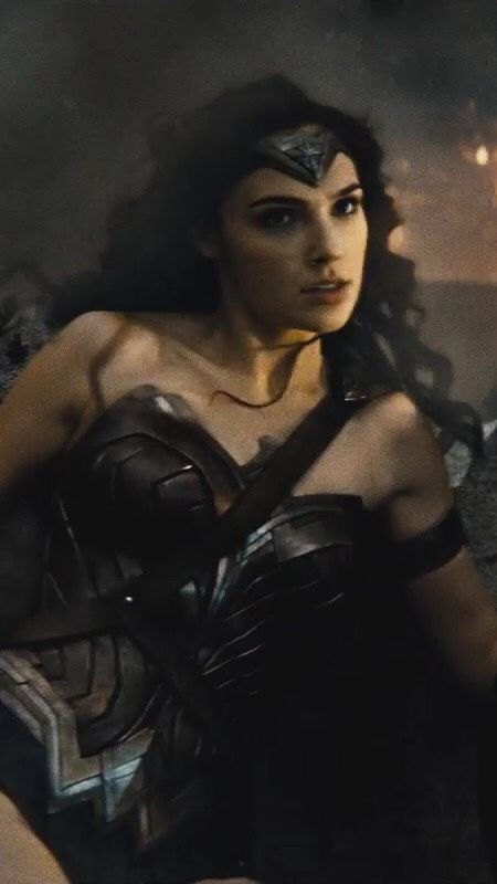 Gal Gadot as Wonder Woman in From Dawn of Justice