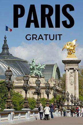 Itinéraire pour découvrir Paris à petit budget à travers les endroits proposés par les locaux.