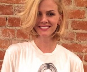 """Brooklyn Decker has gone to the short side!The """"Sports Illustrated"""" model chopped off her super long locks in favor of a short edgy bob ... and the…"""