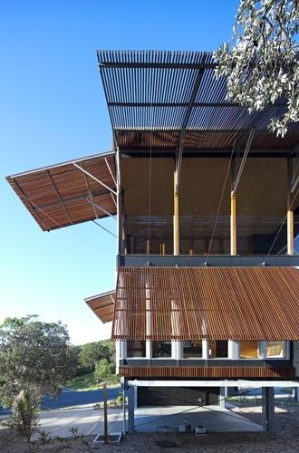 Boolarong and Kinkabool | North Stradbroke Island, Queensland, Australia | BVN Architecture | photo by Christopher Frederick Jones