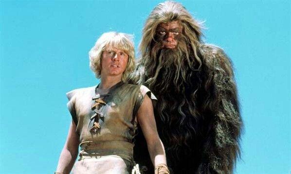 Bigfoot e Wildboy era un telefilm per bambini girato nel 1976 dall'ABC.