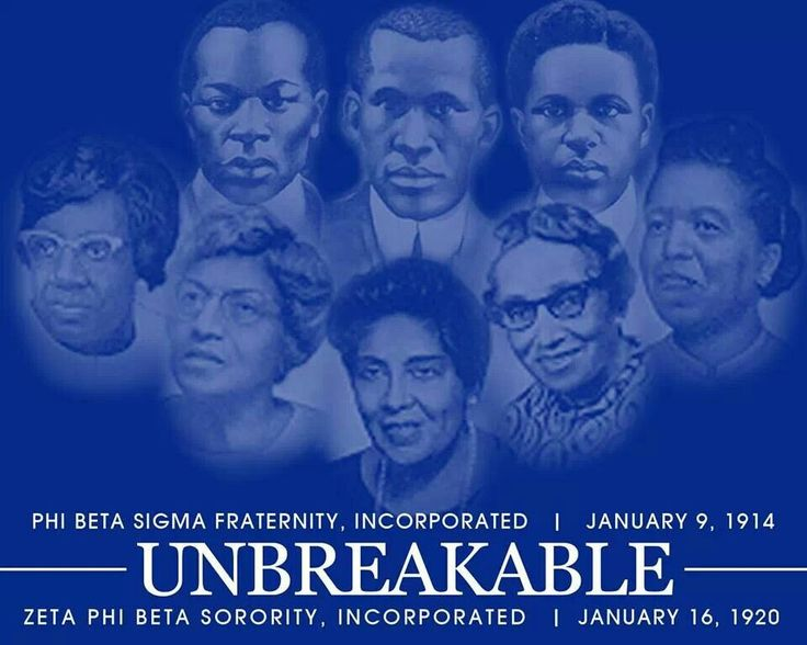 Zeta Phi Beta and Phi Beta Sigma Founder's Days are ALWAYS a week of each! When Sigma is 106 Zeta will be 100!