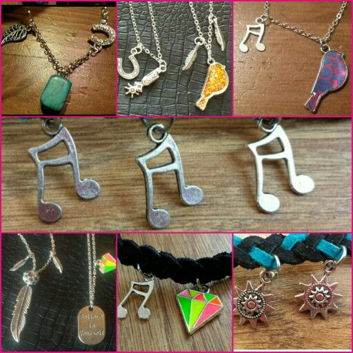 Custom jewellery by Vallee Custom Leather.   Facebook.com/ValleeCustomLeather