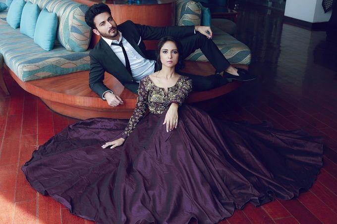 TV Couple Dheeraj Dhoopar & Vinny Arora Look Fabulous AF In This Photo