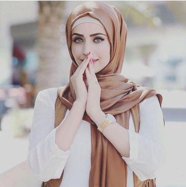 Beautiful hijab style