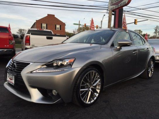 Cars for Sale: Used 2014 Lexus IS 250 in AWD, Baltimore MD: 21215 Details - Sedan - Autotrader