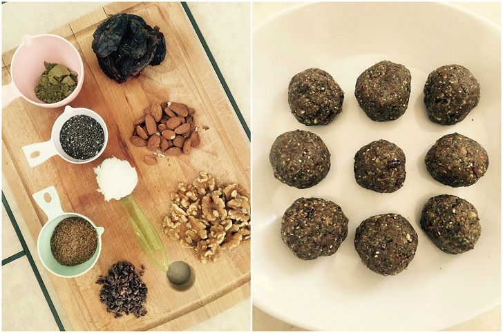 Looking for a healthy, nutritious snack that's easy to make, totally delicious and can be eaten at any time of day? Look no further than these energy bombs!