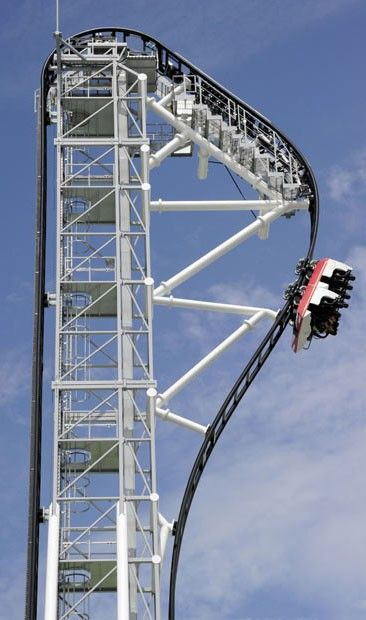 roller coaster - not this kind!!! OMG...I was wrong! We actually did this one!