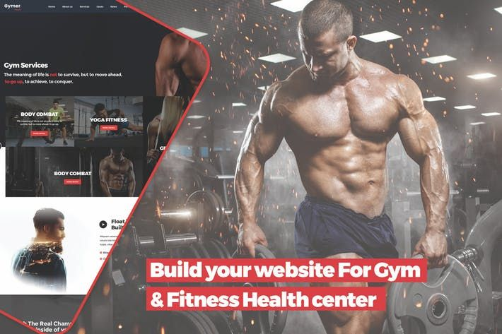 Build Your Website For Gym Fitness Health Center Wellness Trainer Download Here Http 1 Envato Ma Gym Workouts Health Center Personal Trainer Website
