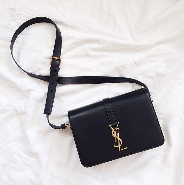 Pinterest Annekacho Black Cross Body Bag Purses