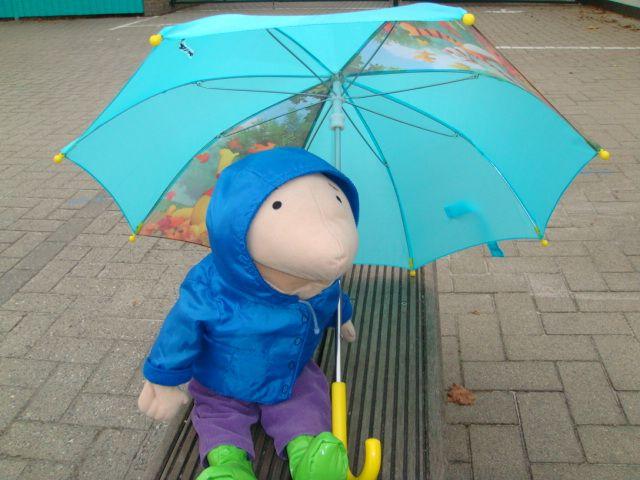 Afbeeldingsresultaat voor jules in de regen