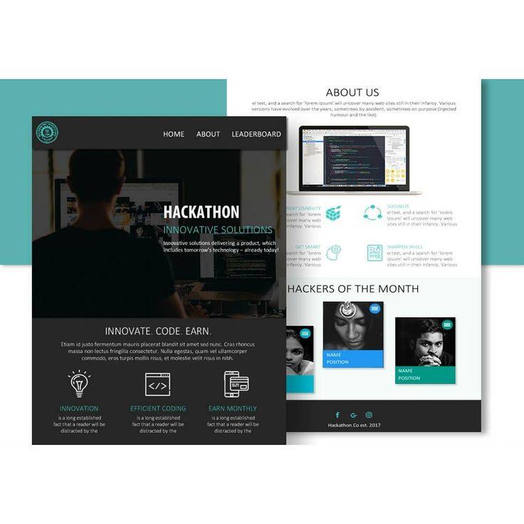 "College event landing page design . ""Never stop not working.""  #Design #layout #mockup #WebDesign  #Website #webflow #development #WebDevelopment #event #college #BIT #css #html #JavaScript #jQuery #ui #ux #UIdesign #Uxdesign #work #WorkHardPlayHard"